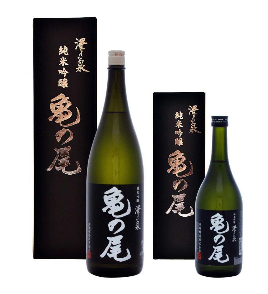 純米吟醸 澤乃泉 亀の尾