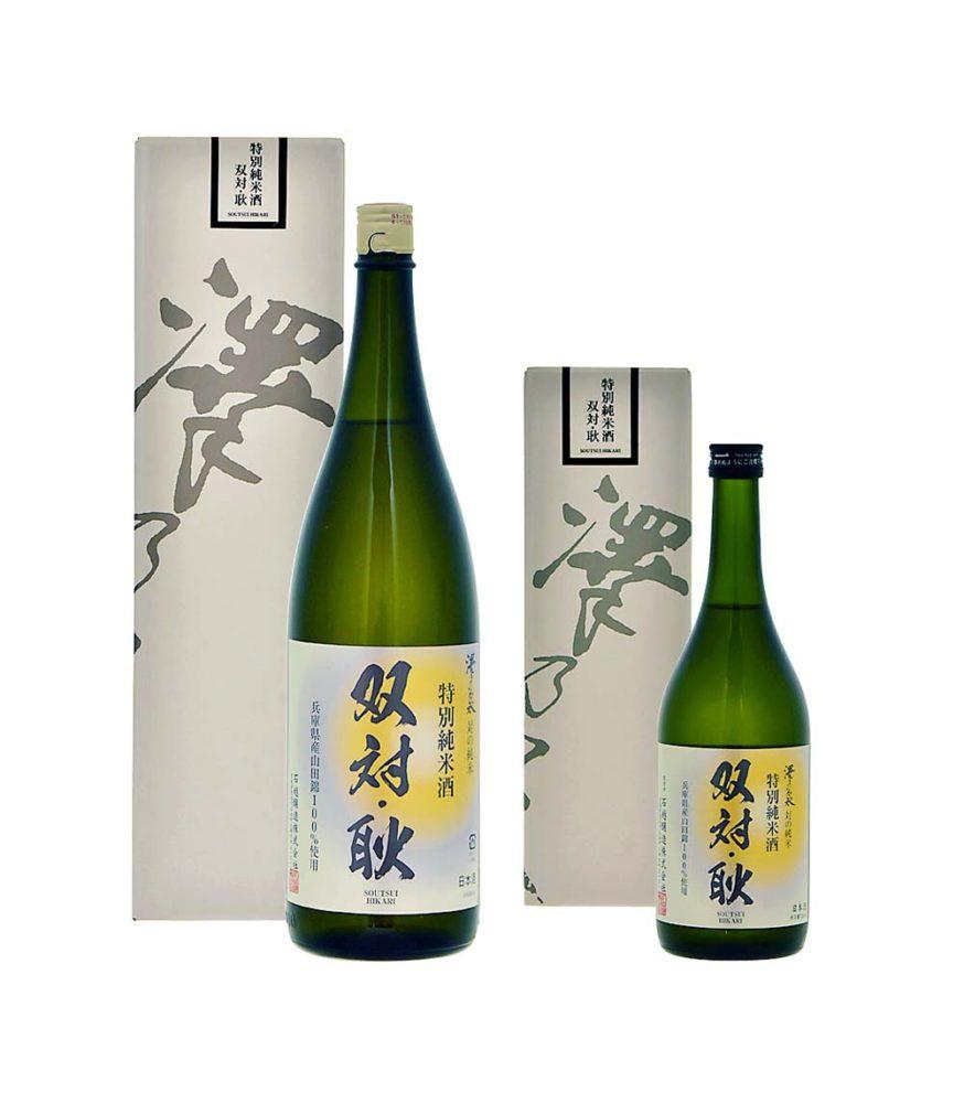特別純米酒 双対・耿